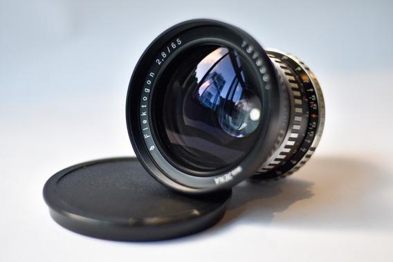 Lente Carl Zeiss Flektogon 65mm F2.8, Mount P6
