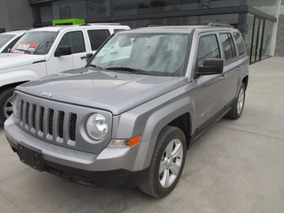 Jeep Patriot Sport, Aut, 4 Cil, Color Plata, Modelo 2016