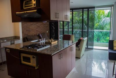 Alquiler Apartamento Amoblado Parque Lleras