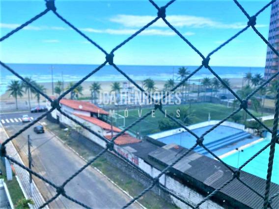 Apartamento Com Vista Mar 3 Suítes Lazer Completo - V922