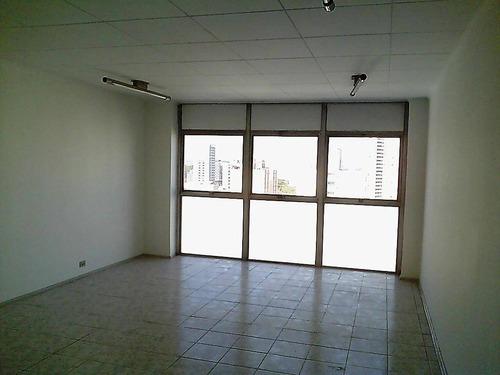 Imagem 1 de 8 de Sala Comercial Para Locação Ou Venda, Jardim São Dimas 36m² 1 Vaga. Desocupada - Sa0153