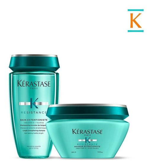 Kérastase Kit Résistance Extentioniste: Shampoo + Máscara