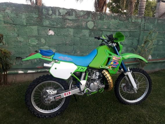 Kawasaki Kdx 200