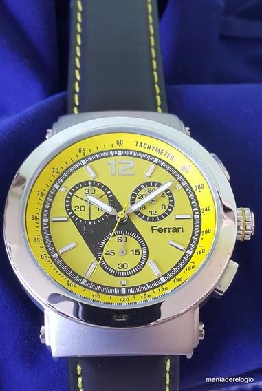 Relogio Ferrari Runner Fc007- A