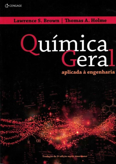 Quimica Geral Aplicada A Engenharia - 3º Ed