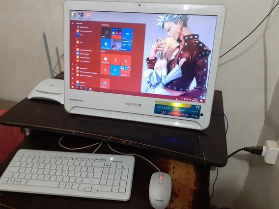 Computador Positivo Union Udi3150 Dual Core 4 De Ram
