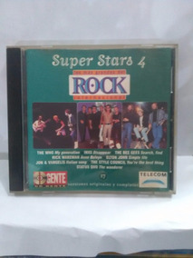 Cd Los Mas Grandes Del Rock Internacional Vol 04