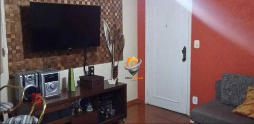Apartamento  Em Frente Ao Shopping Tietê Com 2 Dormitórios À Venda, 70 M² Por R$ 509.000 - Ap0167