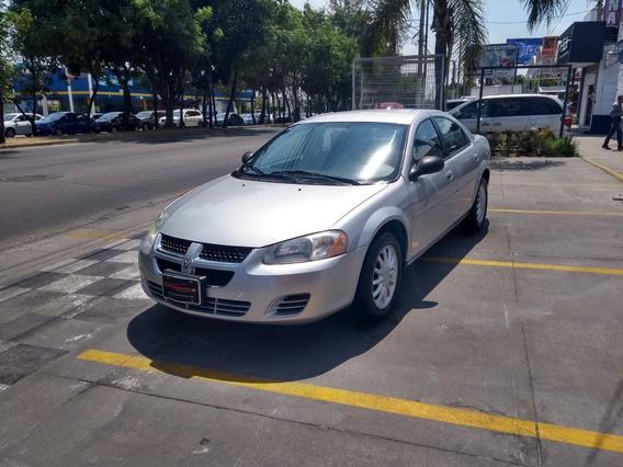 Dodge Stratus Sxt 2006 Plata