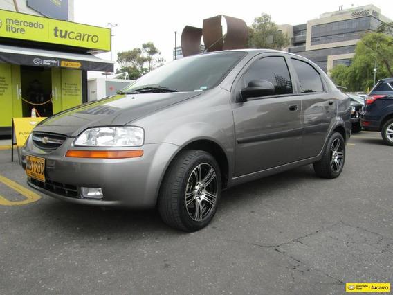 Chevrolet Aveo Family Mt 1500