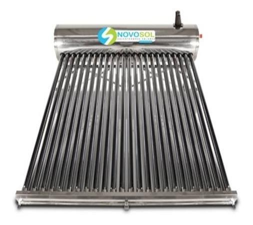 Calentador Solar 8 Personas Sustentable Bohiler - Servicios
