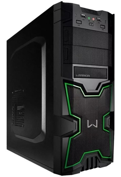 Cpu Core I7-3.4ghz-hd 500gb-8gb Ram-2gb Gtx 1050-gamer