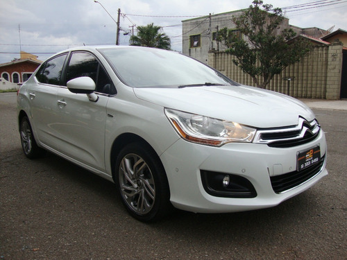 Citroen C4 Lounge Exclusive 1.6 Thp - 2014 - Completo - Veja