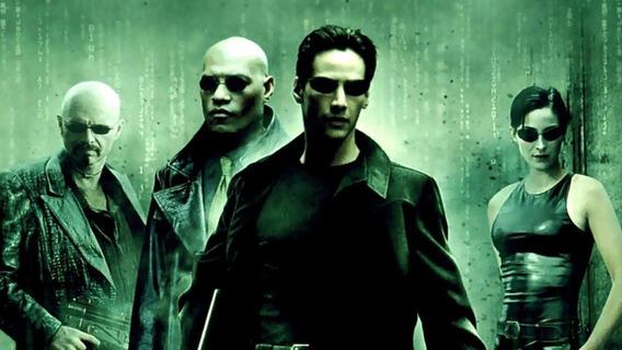 Sobretudo Neo Matrix Cosplay (couro Sintético)