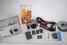 Camera Canon Digital Kiss X - Dslr Profissional