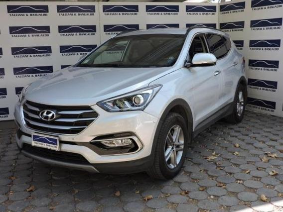 Hyundai Santa Fe Gls 2.4 Mt Bencina 2018