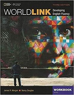 World Link Intro (3rd.ed) - Workbook