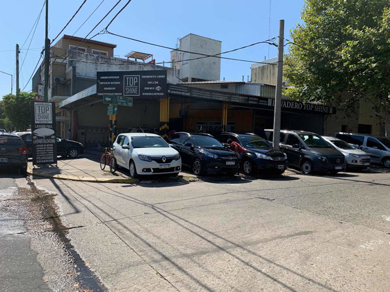 Fondo De Comercio Lavadero De Auto