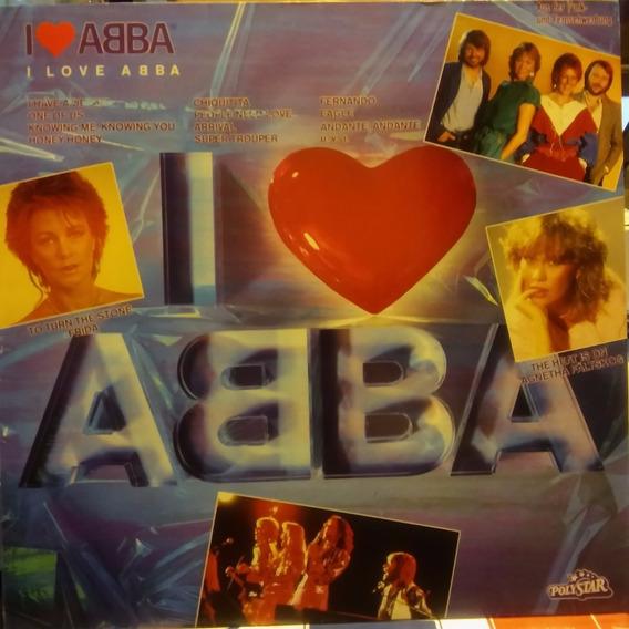 Vinilo Abba I Love Abba Edicion Alemana Tapa Y Vinilo 10 Pts