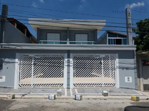 Sobrado Residencial À Venda, Vila Piauí, São Paulo. - So2503