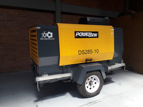 Compresor Portátil Diesel Nuevo Powerlink 286 Cfm A 145 Psig