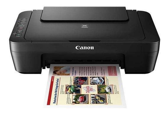 Impressora Multifuncional Canon Color Wi-fi - Mg3010