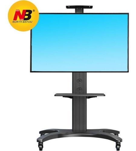 Soporte Tv Movil Premiun Nb Northbayou Avf1500  32a65 Negro