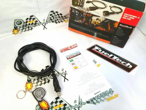 Conversor Usb Can Fueltech Ft250 Ft300 Ft350 Ft400 + Brinde