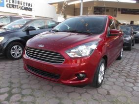 Ford Figo 4p Titanium L4/1.5 Automatica