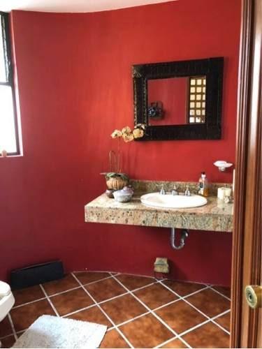 Casa En Conjunto En Cuajimalpa Para Actualizar!
