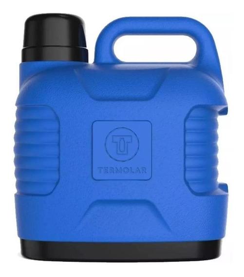 Garrafão Térmico Supertermo 5l Azul Termolar-1095az