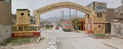 Terrenos En Jicamarca Anexo 8
