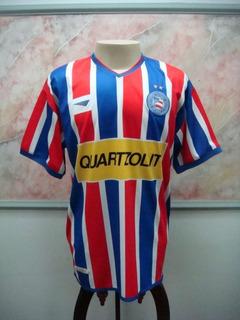 Camisa Futebol Bahia Salvador Ba Penalty Jogo Antiga 2062