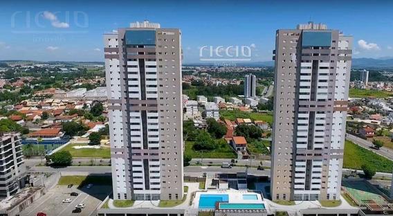 Apartamento Vie Nouvelle 3 Dormitórios 1 Suíte 2 Vagas - Contra Piso - Andar Alto - Vista Maravilhosa Para Cidade E Serra Da Mantiqueira - Ap1917
