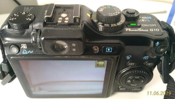 Camera Cannon G10 Com Outra Camera