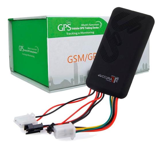 Rastreador Veicular Bloqueio Sms Tracker Gt06