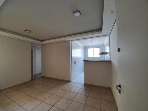 Apartamento Com 3 Quartos Para Comprar No Jardim Riacho Das Pedras Em Contagem/mg - Rti8845