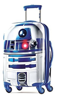 American Tourister Star Wars Hardside Luggage With Spinner W