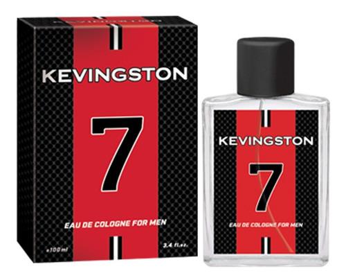 Imagen 1 de 3 de  Perfume Colonia Kevingston Sport  7  Hombre 100 Ml