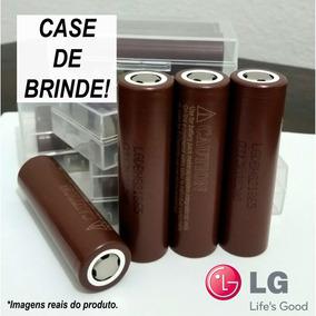 Bateria Lg Hg2 18650 Chocolate - 4 Un. Frete Grátis