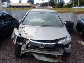Sucata Honda Fit Cvt 2015
