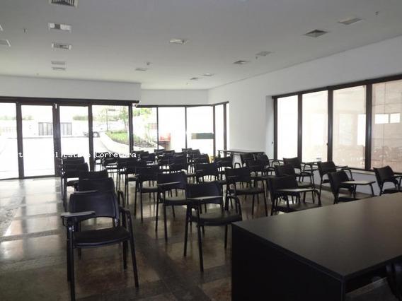 Conjunto Comercial Para Locação Em São Paulo, Itaim Bibi, 6 Banheiros, 10 Vagas - 2076