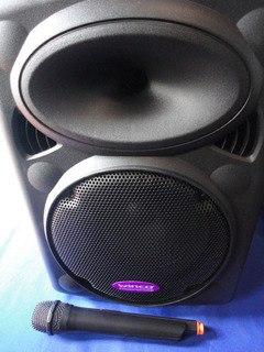 Bafle Activo Winco Bluetooth,sd,usb Portatil 300 W. Rms Reca