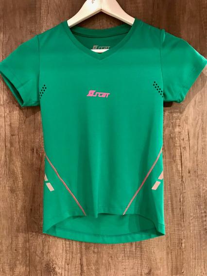 Remera Crossfit Running Entrenamiento Scat Mujer - Ciclos