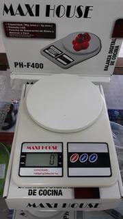 Balanza Cocina 7 Kilos Kg Portatil Peso Digital 7k Tienda