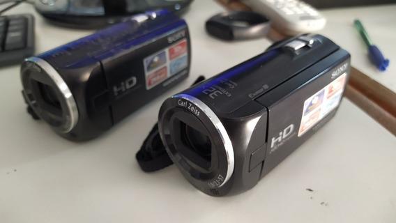 2 Câmeras Filmadora