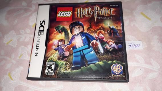 Lego Harry Potter Years 5-7 100% Original Nintendo Ds