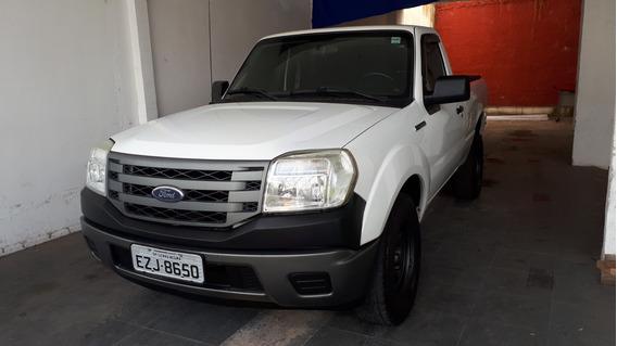 Ford Ranger 2012 Cabine Simples Baixa Km *aceito Troca*