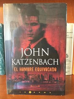 John Katzenbach El Hombre Equivocado