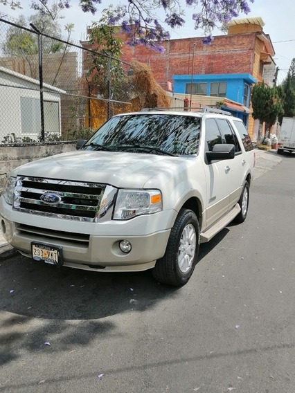 Ford Expedition 5.4 Eddie Bauer Piel Pta Elec Tras 4x2 At